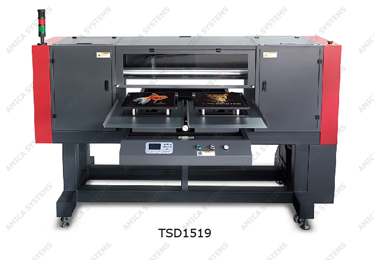 TS1519/ TSD1519/ TSA1416-Printer for Garment/T-shirt-AMICA SYSTEMS