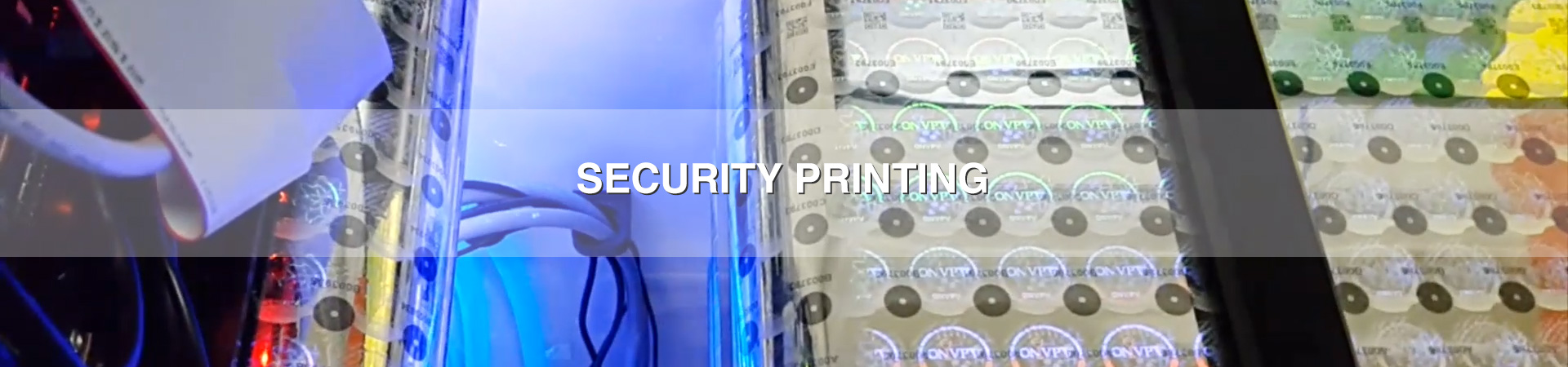 Security Printing
