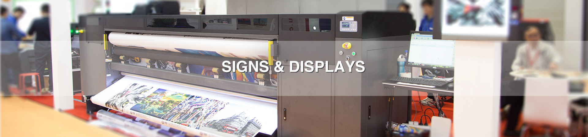 Signs & Displays