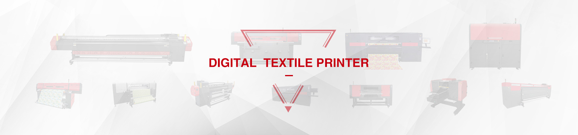 Direct-to-Fabric Printer