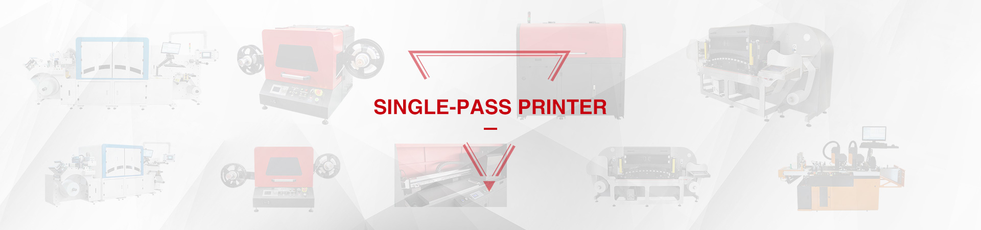 Single-pass Printer